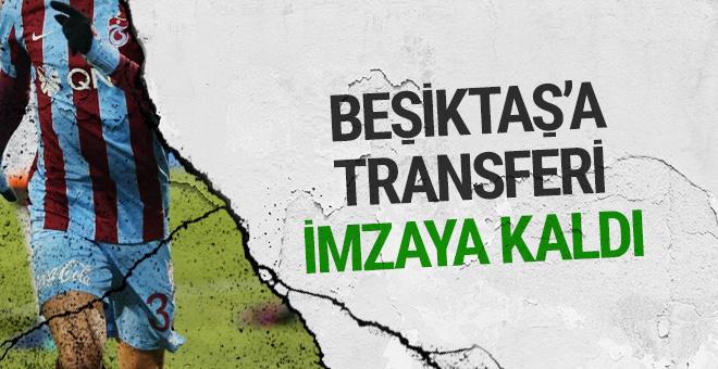 Beşiktaş'ın Yusuf Erdoğan transferi imzaya kaldı