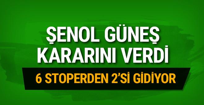 Beşiktaş'ta stoperlerden ikisi gidiyor