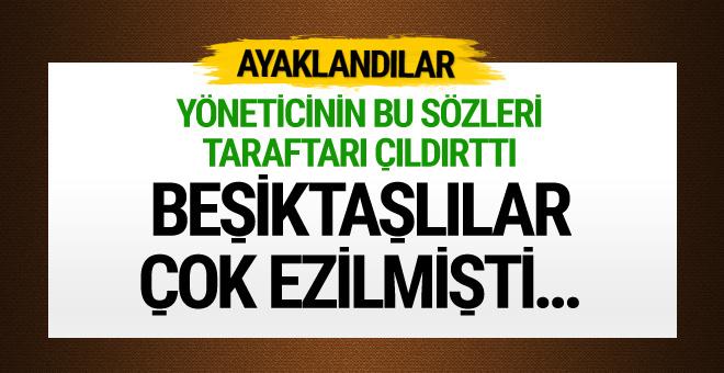 Beşiktaş taraftarını çıldırtan açıklama