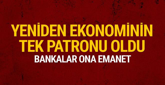 Ekonomi yeniden Mehmet Şimşek'e emanet