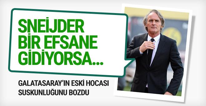 Galatasaray'ın eski hocası suskunluğunu bozdu