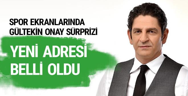 Güntekin Onay NTV'den ayrıldı yeni kanalı ise...
