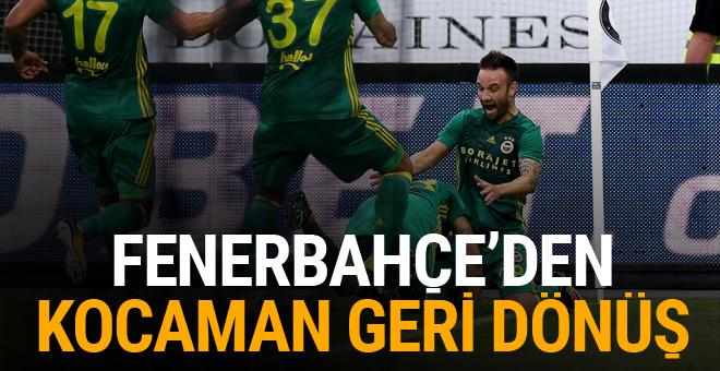 Sturm Graz-Fenerbahçe maçı golleri ve geniş özeti