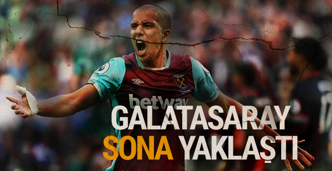 Galatasaray Feghouli transferinde sona yaklaştı