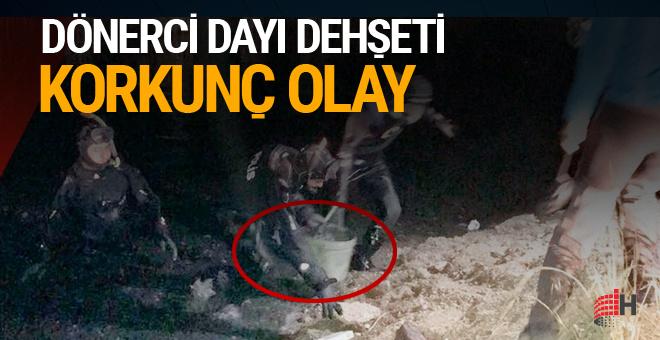 Ankara'da korkunç olay! Şantaj yapan yeğenini parçalara ayırdı
