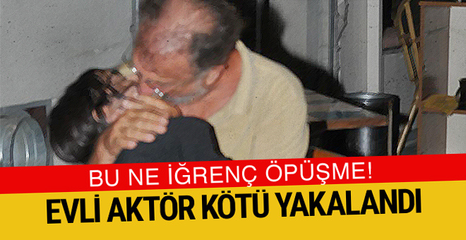 Cesur ve Güzel'in Tahsin Korludağ'ı evli Tamer Levent dudak dudağa!