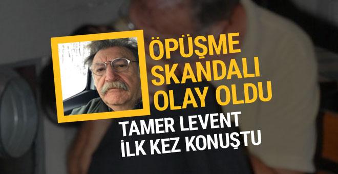 Skandaldan sonra Tamer Levent ilk kez konuştu 'Çözüm birlik olmak'