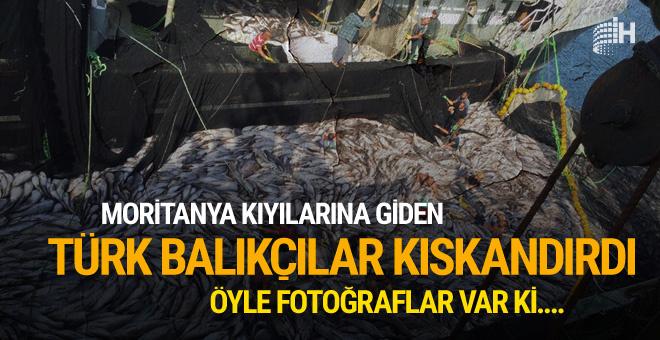 Türk balıkçıları rakiplerini kıskandırdı