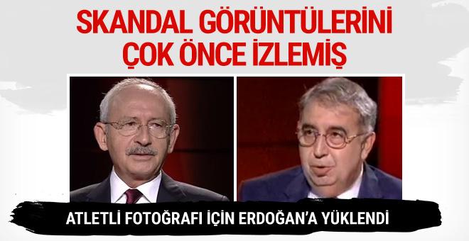 Kılıçdaroğlu o görüntüleri daha önce izlemiş