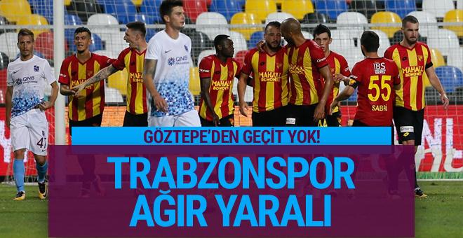 Göztepe-Trabzonspor maçı golleri ve geniş özeti