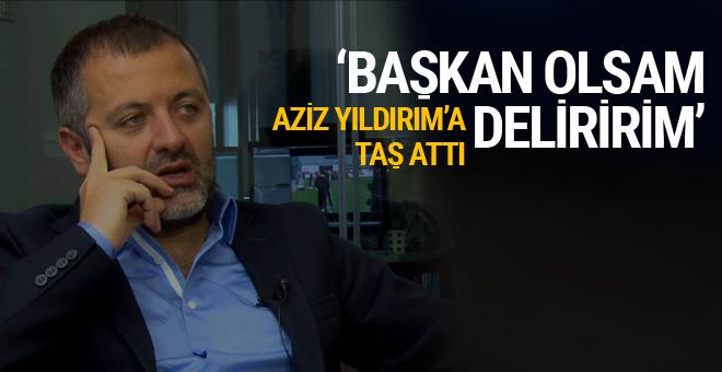 Mehmet Demirkol'dan Aziz Yıldırım'a gönderme!