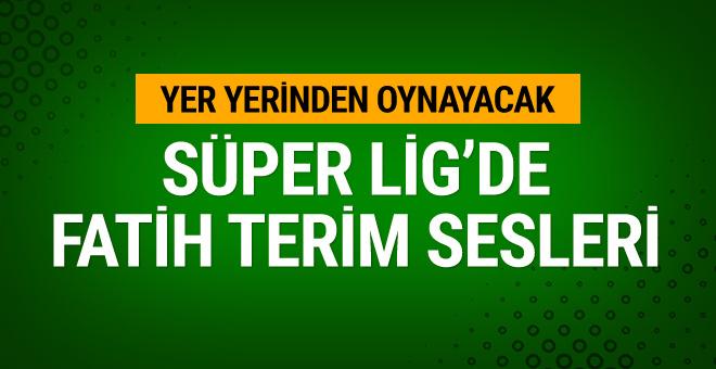 Yeni Malatyaspor'da Fatih Terim sesleri!