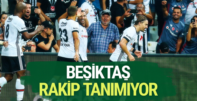 Beşiktaş-Konyaspor maçı golleri ve geniş özeti