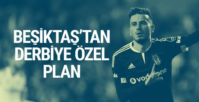 Beşiktaş'ta Oğuzhan Özyakup planı