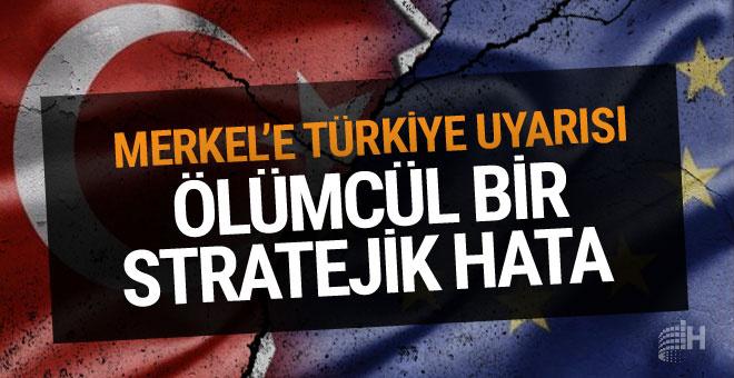 O ülkeye Türkiye uyarısı: Ölümcül hata olur