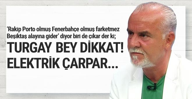 Beşiktaş alayına gider dedi tepki geldi!