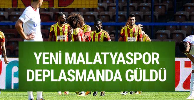Karabükspor Yeni Malatyaspor maçı sonucu