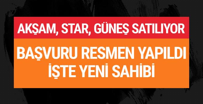 Akşam, Star, Güneş, Kanal 24 hepsini satılıyor işte yeni sahibi
