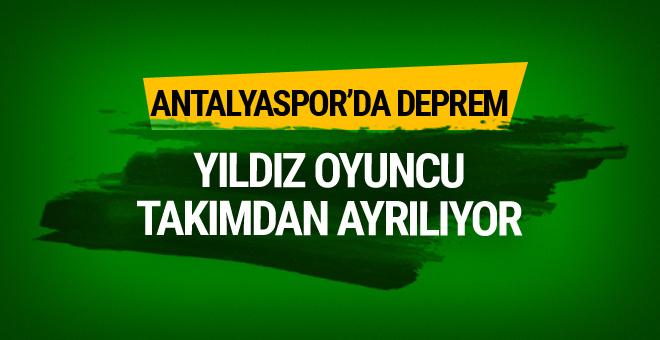 Antalyaspor'da Eto krizi!