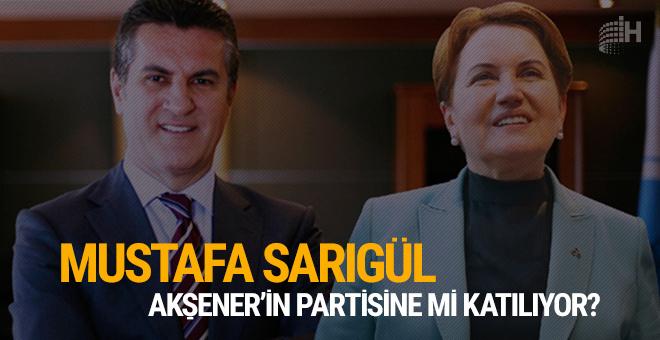 Mustafa Sarıgül, Meral Akşener'in partisine mi katılıyor?