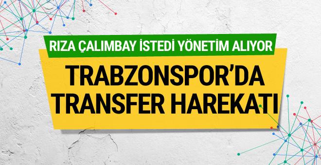Trabzonspor'da Sosa harekatı