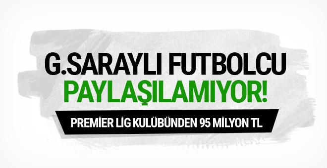 Galatasaraylı Badou Ndiaye'ye 95 milyon TL