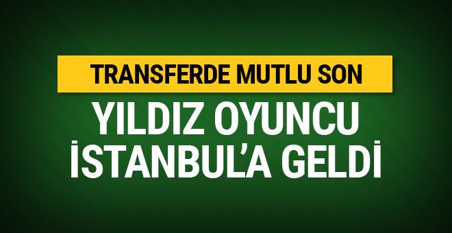 Trabzonspor'da transferde mutlu son