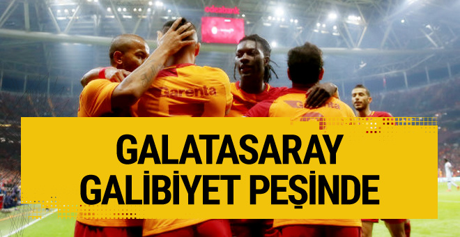 Galatasaray-Bucaspor maçı hangi kanalda saat kaçta?