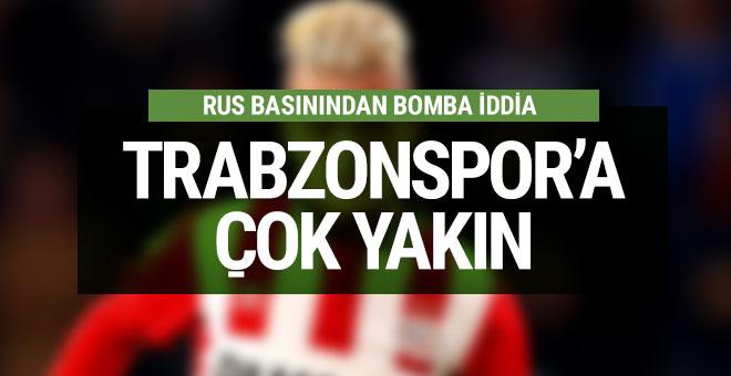 Rubin Kazanlı futbolcu Trabzonspor'a geliyor