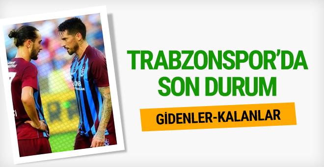 Trabzonsporlu futbolculara talip var