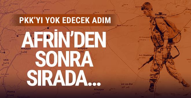 Münbiç nerede haritası Afrin'den sonraki durak Münbiç neden önemli?