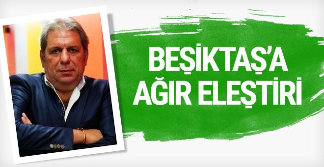Erman Toroğlu'ndan Beşiktaş'a ağır eleştiri