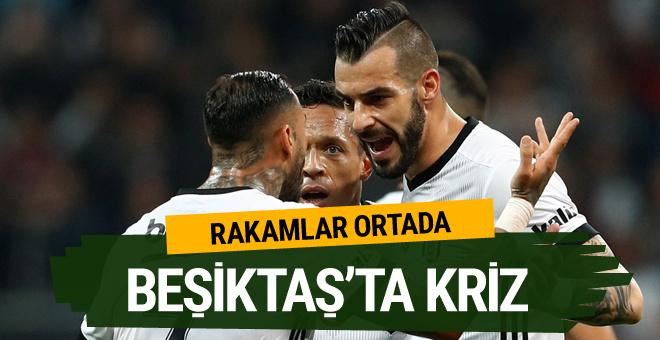 Beşiktaş'ta kriz! Quaresma ile Negredo'nun arası bozuk