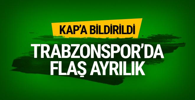 Trabzonspor Emmanuel Mas'ı KAP'a bildirdi
