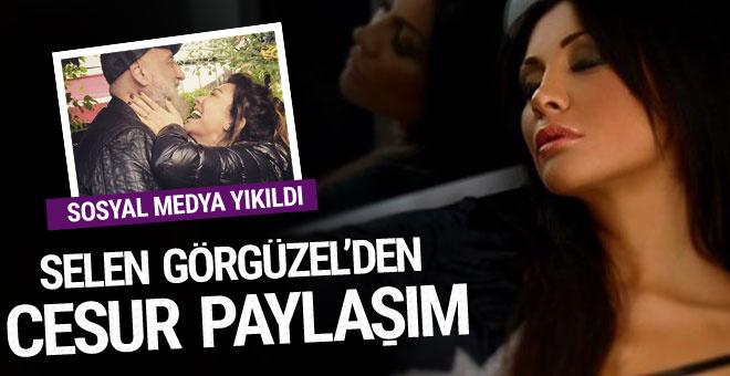 Selen Görgüzel'den cesur paylaşım! Sosyal medya yıkıldı
