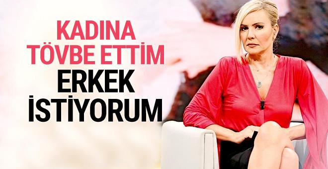 Seda Akgül: Kadın partnere tövbe ettim erkek istiyorum