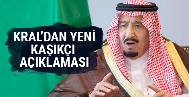 Suudi Arabistan Kralı Selman'dan flaş Kaşıkçı açıklaması