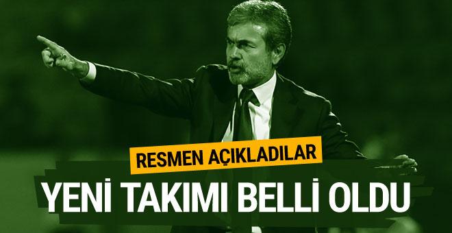 Aykut Kocaman, resmen Atiker Konyaspor'da!