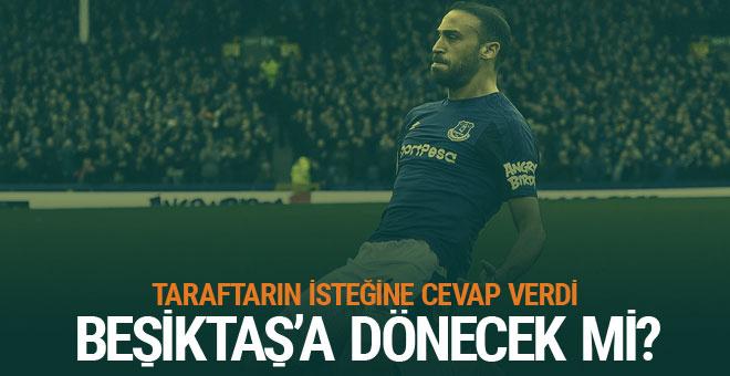 Cenk Tosun: Beşiktaş'a geri dönmeyi düşünmüyorum