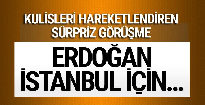 Erdoğan ve Yıldırım görüşecek iddiası kulisleri hareketlendirdi