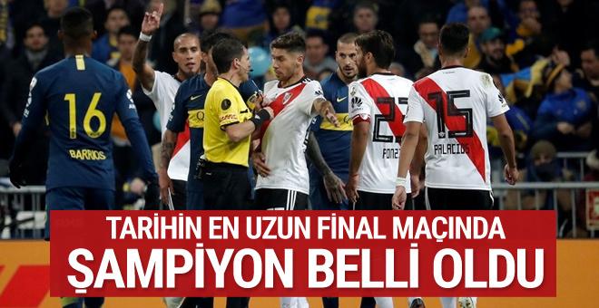 Libertadores Kupası'nda şampiyon belli oldu