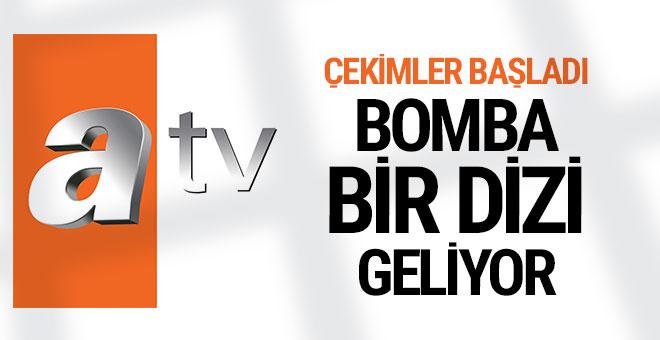 ATV'ye bomba dizi! Mardin'de çekimlere başlandı