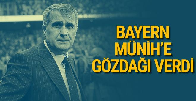 Şenol Güneş Bayern Münih'ten korkmuyor
