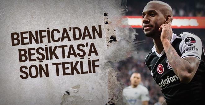Benfica'dan Beşiktaş'a Talisca için son teklif!