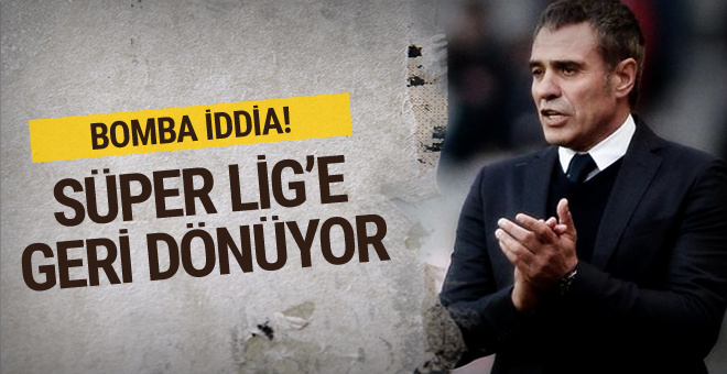 Bursaspor'da Ersun Yanal sesleri