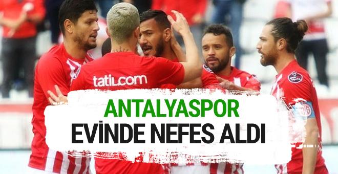 Antalyaspor Yeni Malatyaspor maçı golleri ve özeti