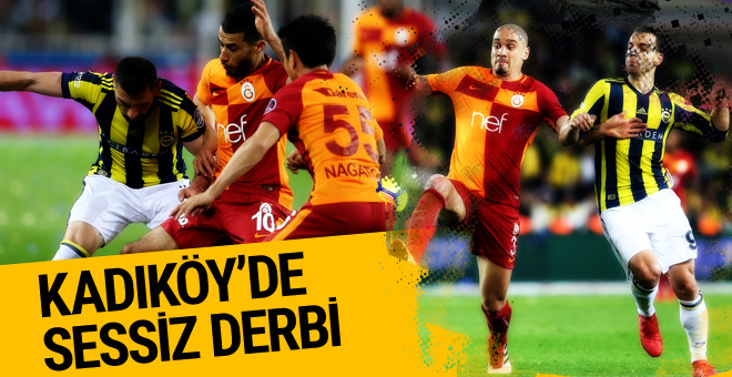 Fenerbahçe - Galatasaray derbi maçı sonucu ve geniş özeti