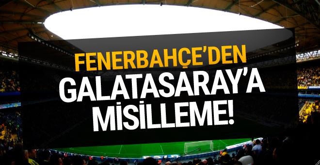 Galatasaray taraftarına Kadıköy'de büyük sürpriz