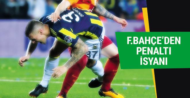 Fenerbahçe'de Martin Skrtel'ın pozisyonunda penaltı isyanı