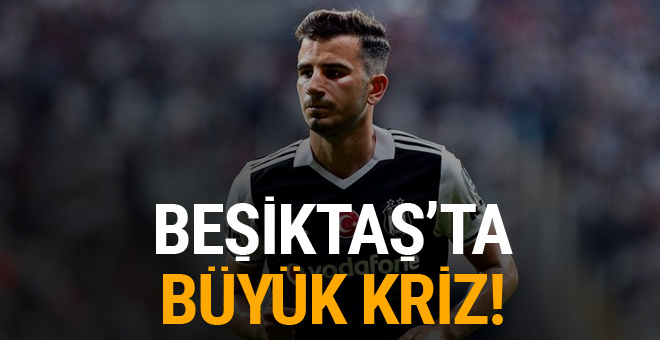 Beşiktaş'ta gündem Oğuzhan Özyakup